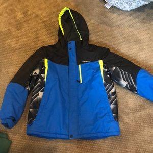 Boys ski jacket.